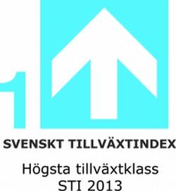Svenskt Tillväxtindex
